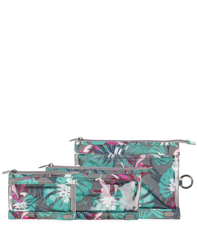 Lug botanical multi design transport 3 pack envelopes front view