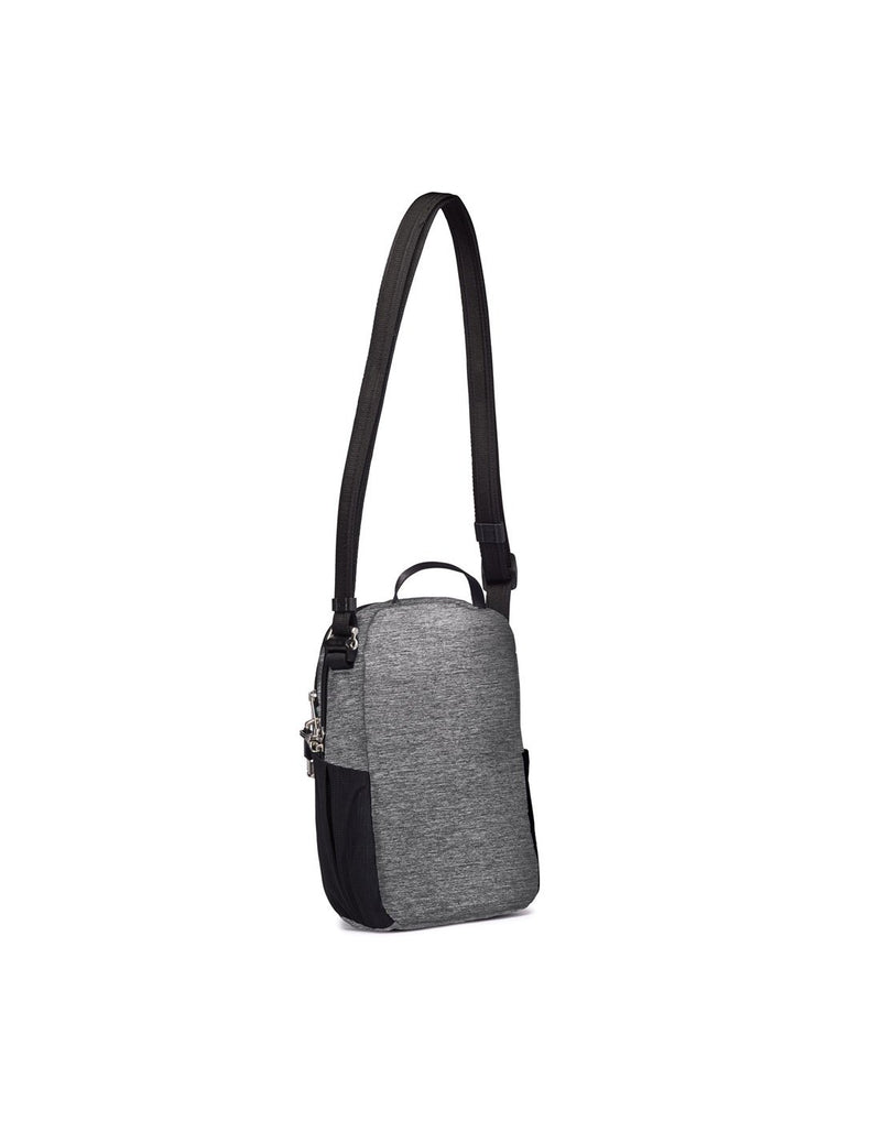 Pacsafe vibe 200 anti-theft crossbody back view