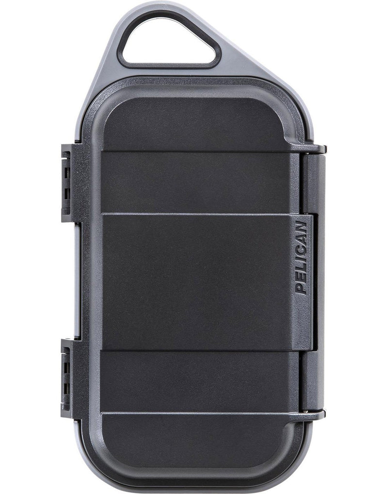 "Pelican goâ""¢ g40 personal utility anthracite / gray colour front view"