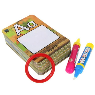 ABCMagic™ Educational Water-Based ABC Drawing Cards