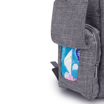 SMART Diaper Backpack (with Accessories Bundle)