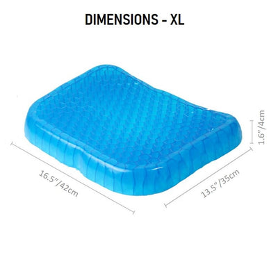 GelSupport™ Honeycomb Seat Cushion
