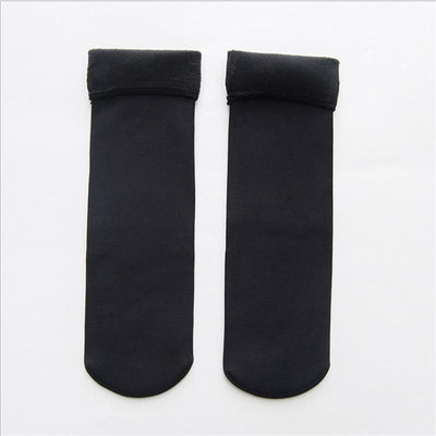 Thick Fleece-lined Socks