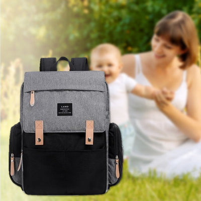 LAND Diaper Bag - NEW COLLECTION