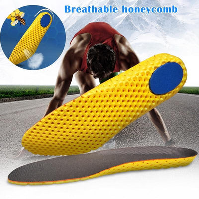 Breathable Honeycomb Insoles