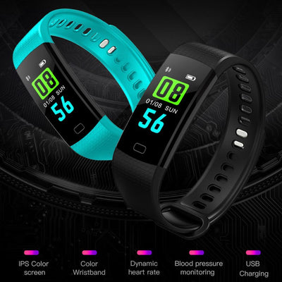 Y5 Multifunction Smart Fitness Tracker