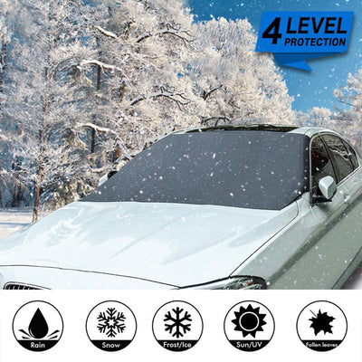 SuperShield™ Magnetic Windshield Protector