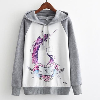 Unicorn Hoodie - Multiple Designs