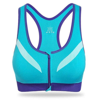 Double Support Sports Bra