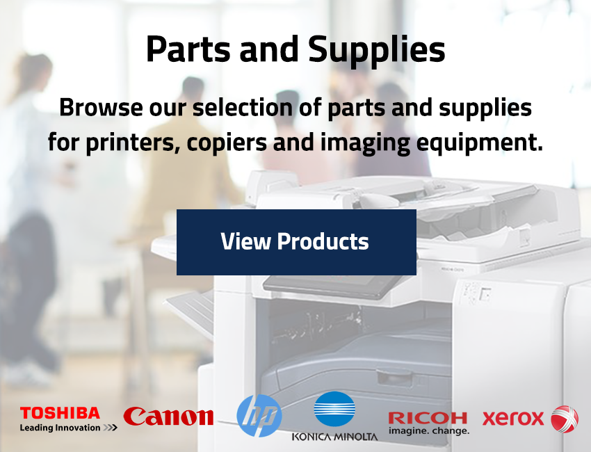 Buy Parts and Supplies