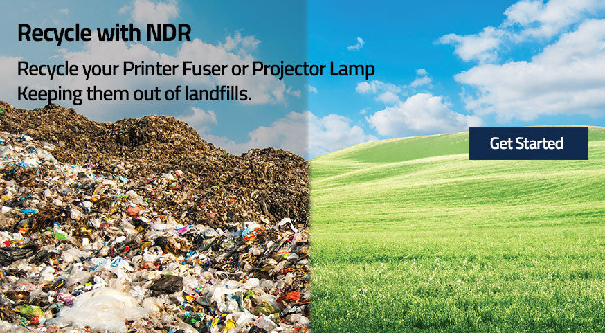Recycling with NDR