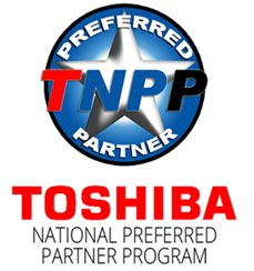 Toshiba National Preferred Partner Program