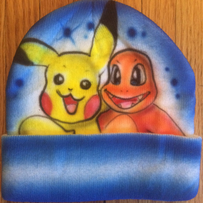 Pokemon Airbrush Hat