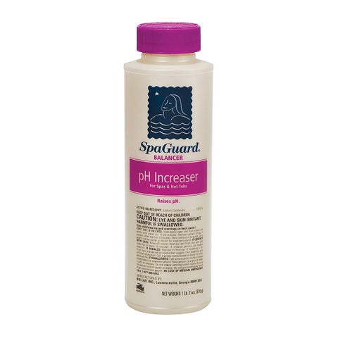 Spa PH Increaser 18 oz.