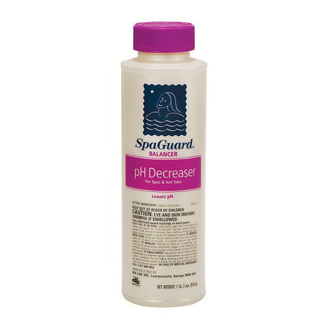 Spa PH Decreaser 22 oz.