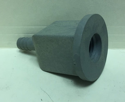Barb Air Injector Nut