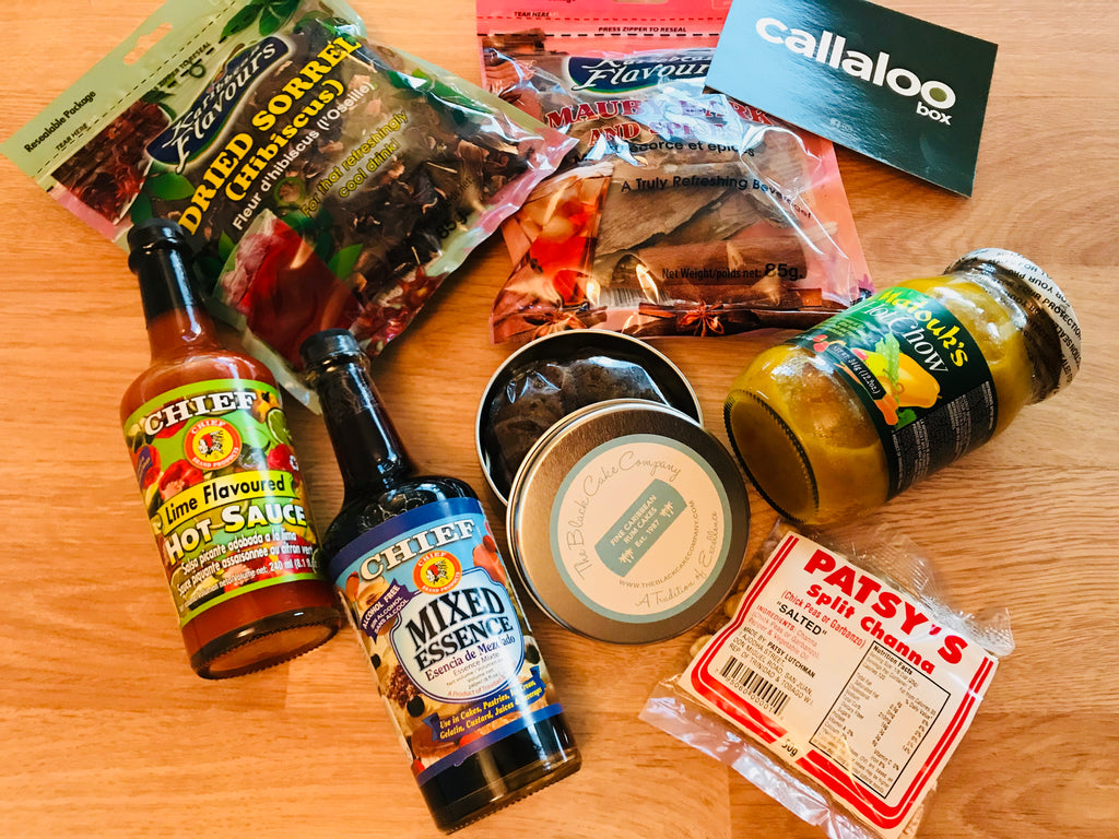Callaloo December 2017 Box reveal