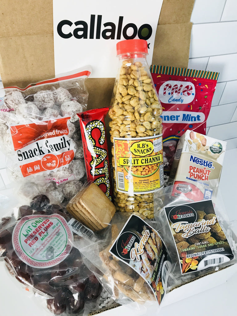 April 2020 - The Trinidad & Tobago Snack Box