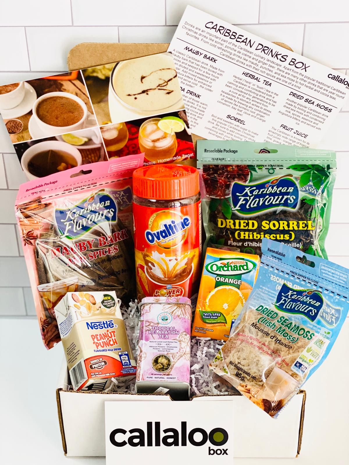 September 2020 - The Caribbean Drinks Box