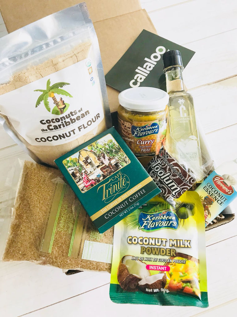 September 2018 Box Reveal - The Coconut Box