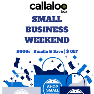 Small Business Weekend 2019