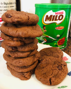 Milo Cookies Recipe by Soca and Spice