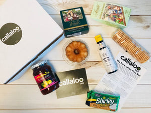 Callaloo January 2018 Box reveal