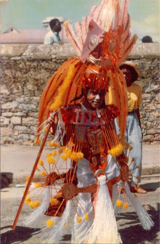Callaloo Box About Us Trinidad carnival 1980s