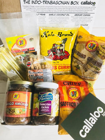 Callaloo Box Indo Trinbagonian Diwali Box subscription box Caribbean online grocery_full_5