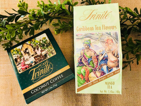 Callalloo Box Tea and Coffee Caribbean Trinidad and Tobago Subscription Box