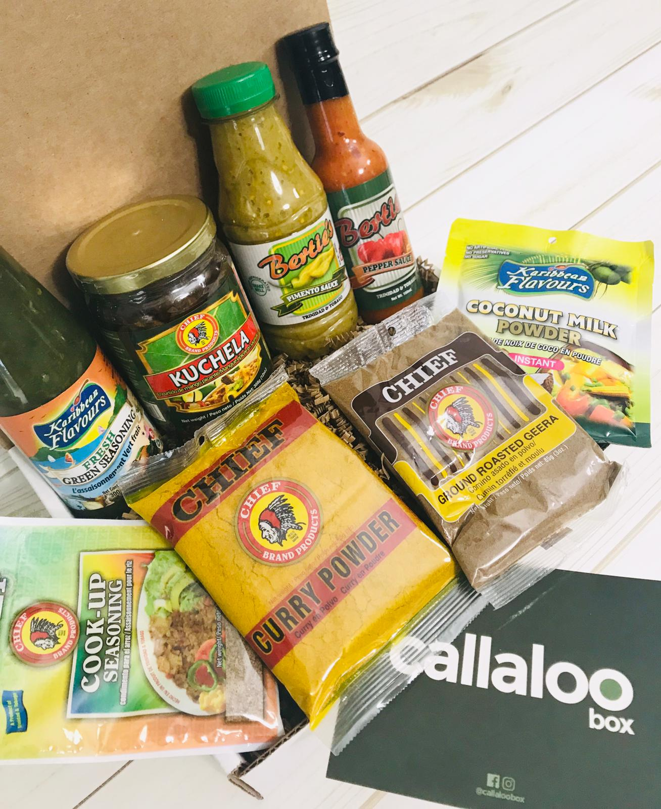 The Trinidad & Tobago Essentials Box