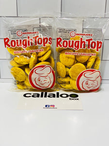 Bermudez Rough Tops Biscuits - 5oz
