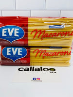 Load image into Gallery viewer, Callaloo Box Subscription Box Service Online Grocery Trinidad and Tobago Caribbean Pantry Essentials Box_2020.05_Eve Macaroni 14.1oz_2 Pack