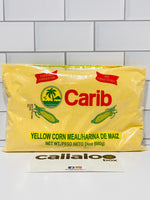 Load image into Gallery viewer, Callaloo Box Trinidad & Tobago Subscription Box Caribbean Online Grocery_Carib Brand Yellow Corn Meal_Single
