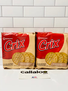 Callaloo Box Trinidad and Tobago Caribbean Online Grocery Subscription box_Bermudez Whole Wheat Crix_2 Pack