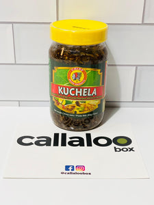 Callaloo Box Trinidad and Tobago Caribbean Online Grocery Subscription box_ CHIEF Kuchela