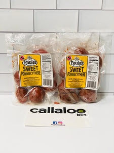 Callaloo Box Trinidad and Tobago Caribbean Online Grocery Subscription box_ Paula's Sweet Pommecythere 250g_2 Pack_09.2020