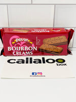 Load image into Gallery viewer, Callaloo Box Trinidad and Tobago Caribbean subscription box service Caribbean Online grocery_ Devon Custard Bourbon Coconut Creams_140 gCallaloo Box Trinidad and Tobago Caribbean subscription box service Caribbean Online grocery_ Devon Custard Bourbon Coconut Creams_140g