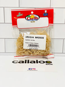 Callaloo Box Trinidad and Tobago Subscription Box Caribbean Online Grocery_Carib Brand Iris Moss Sea Moss Trini groceries online_Single_2oz