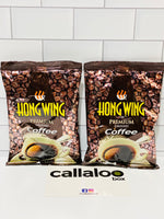 Load image into Gallery viewer, Callaloo Box Trinidad and Tobago Subscription Box Caribbean Online Grocery_Hong Wing Premium Ground Coffee_6.5oz_2-Pack_2021.03