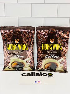 Callaloo Box Trinidad and Tobago Subscription Box Caribbean Online Grocery_Hong Wing Premium Ground Coffee_6.5oz_2-Pack_2021.03
