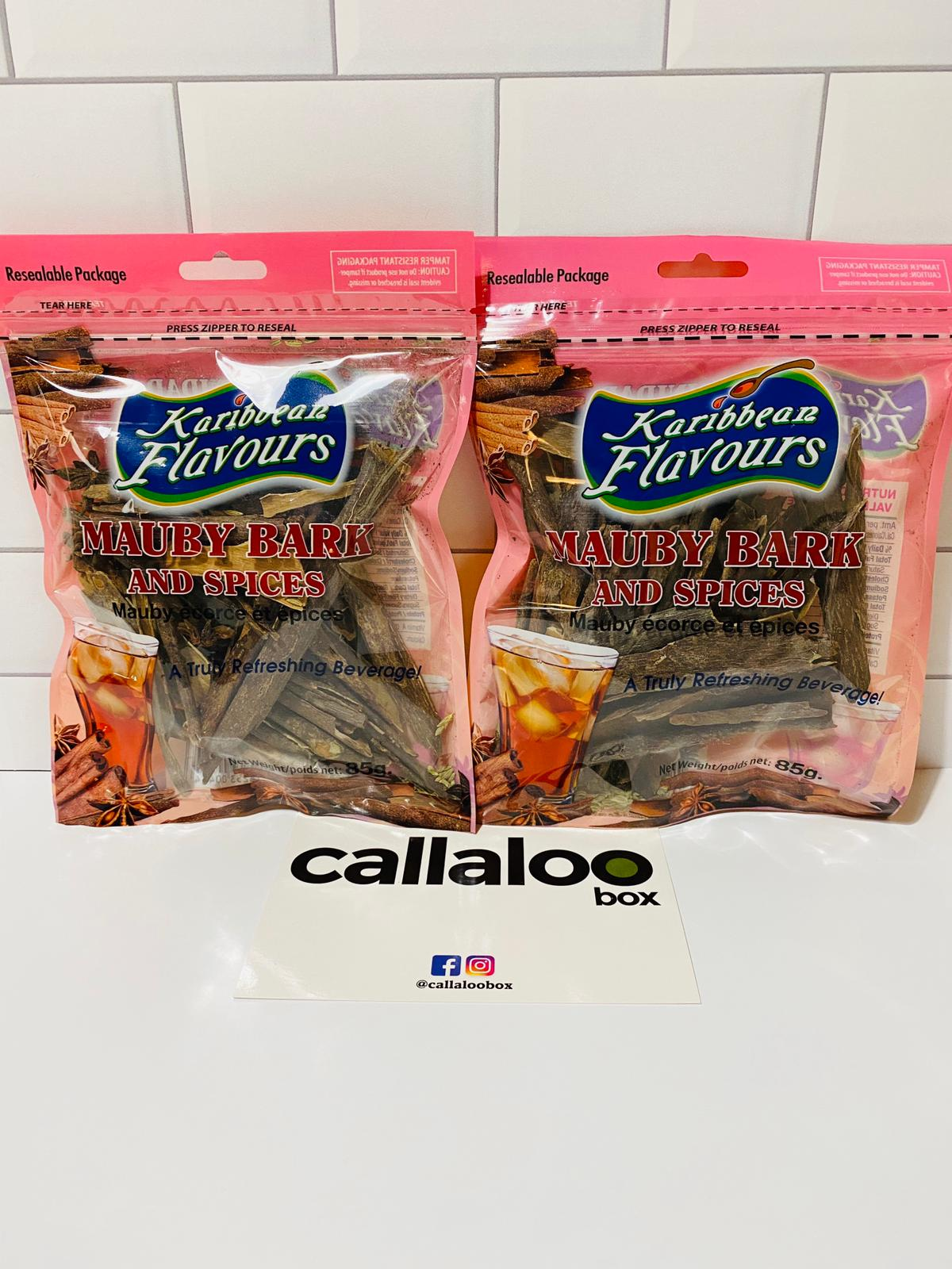 Callaloo Box Trinidad and Tobago Subscription Box Caribbean Online Grocery_Karibbean Flavours Mauby Bark & Spices_Single