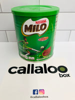 Callaloo Box Trinidad and Tobago Subscription Box Caribbean Online Grocery_Milo Energy Drink Mix_14.1oz