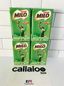 Callaloo Box Trinidad and Tobago Subscription Box Caribbean Online Grocery_Milo Energy Drink_4pack