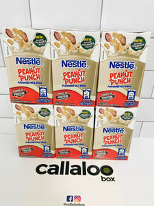 Callaloo Box Trinidad and Tobago Subscription Box Caribbean Online Grocery_Nestle Peanut Punch_6pack