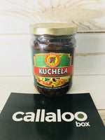 Callaloo Box Chief Kuchela Trinidad Tobago Subscription Box Caribbean Online Grocery_1