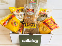 Callaloo Box Eid Special Edition Box trinidad and tobago subscription box online grocery