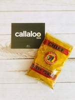 Callaloo Box Eid Special Edition Box trinidad and tobago subscription box online grocery chief curry powder