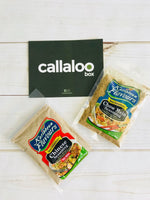 Callaloo Box Karibbean Flavours Chow Mein Seasoning and Karibbean Flavours Chinese Seasoning Trinidad and Tobago subscription box online grocery pack of 2
