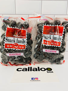 Callaloo_Box_Subscription_Box_Service_Online_Grocery_Trinidad_and_Tobago_Caribbean_Pantry_Essentials_Box_2020.05_Snack_Family_Sweet_Black_Prunes_2 pack